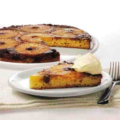 tarta anana y metna