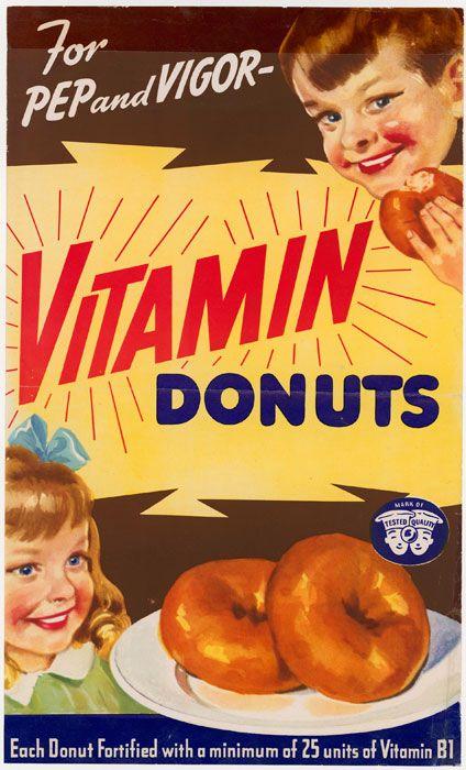 Donuts Vitamina